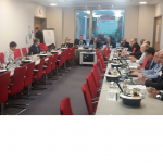 16-11-2018: Συνάντηση των Μελών της EUROLAB – Βερολίνο