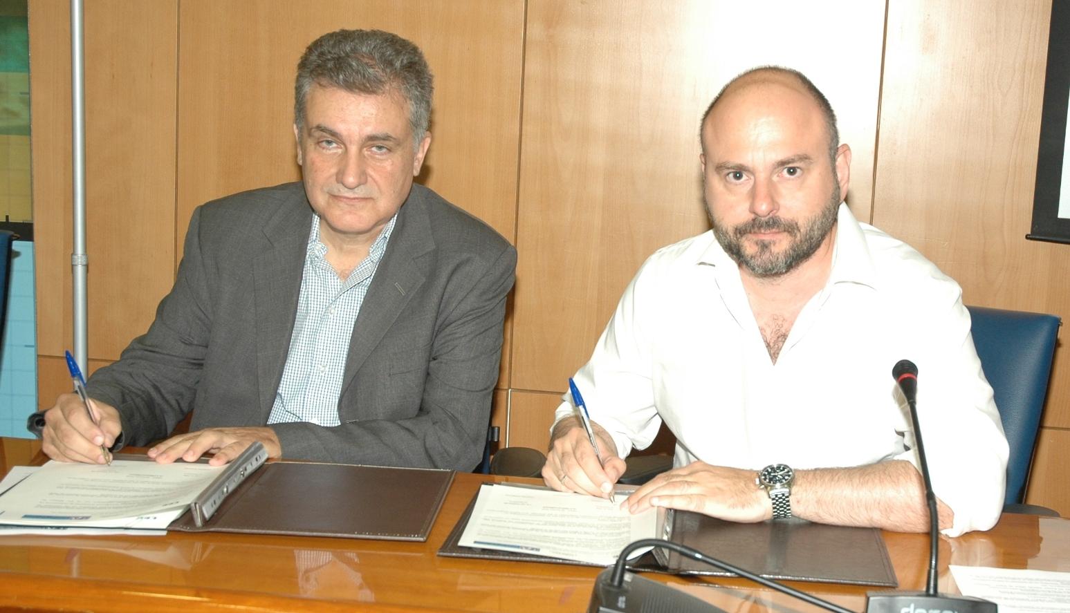 30-6-2016: Υπογραφή Συμφώνου Συνεργασίας του Τεχνικού Επιμελητηρίου Ελλάδας και της Ελληνικής Ένωσης Εργαστηρίων