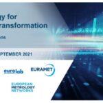 EVENT INVITATION: Metrology for Digital Transformation, 23-24-29 September, EURAMET – EUROLAB Partnership